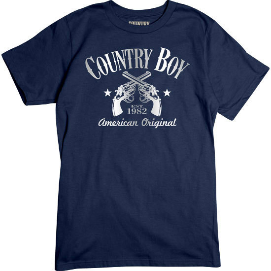 Country Boy® Original Guns - Short Sleeve Tee