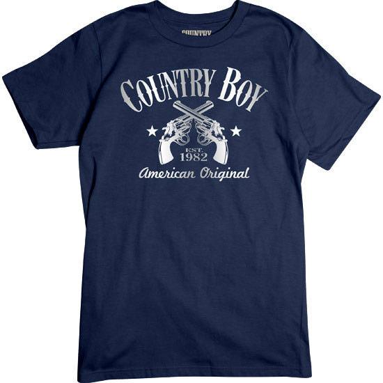 Country Boy® Original Guns - Short Sleeve Tee