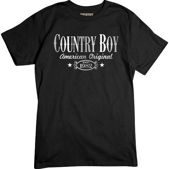 Country Boy® American Original - Short Sleeve Tee