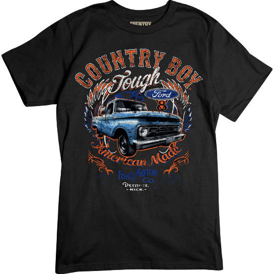 Country Boy® Ford Tough - Short Sleeve Tee