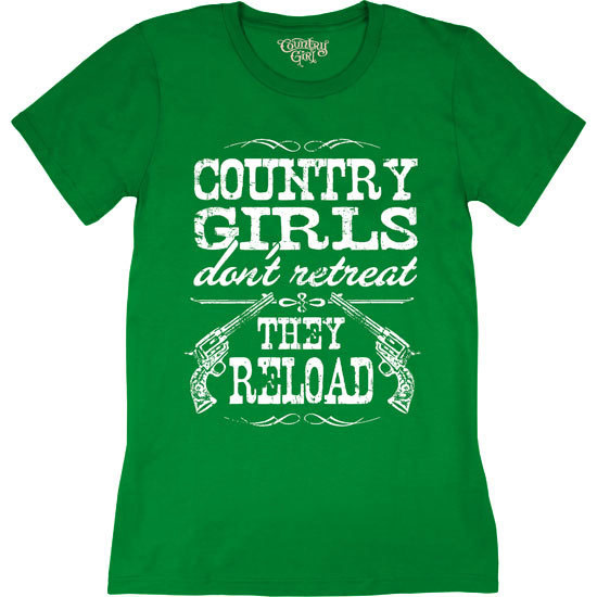 Country Girl® Country Girls Reload - Short Sleeve Tee