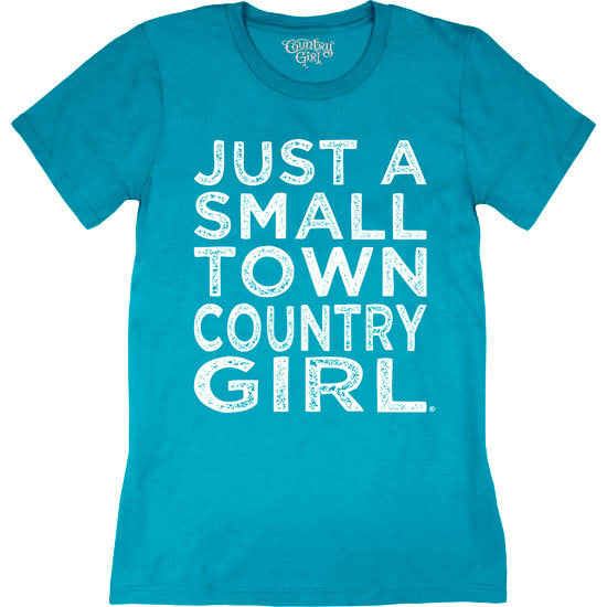 Country Girl® Small Town - Short Sleeve Tee