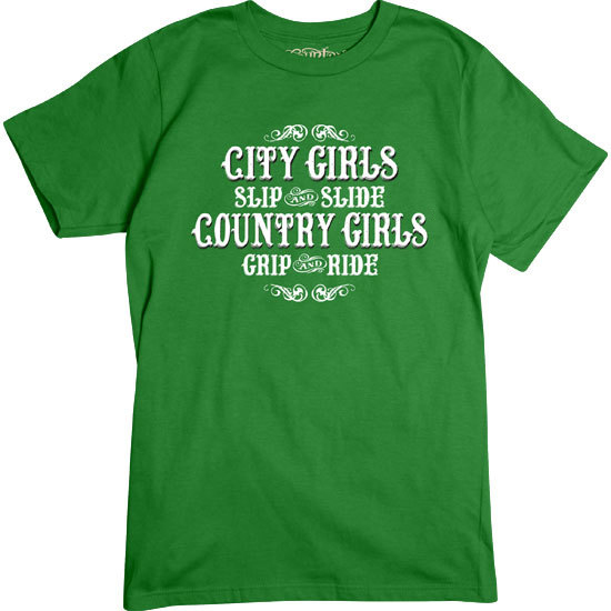 Country Girl® Country Girls Grip and Ride - Short Sleeve Tee