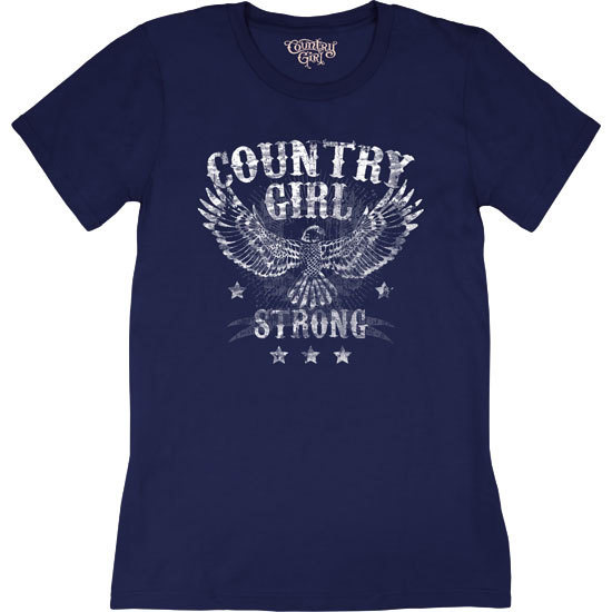 Country Girl® Strong - Short Sleeve Tee