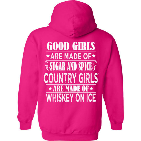 Country Girl® Sugar & Spice - Relaxed Pullover Hoodie