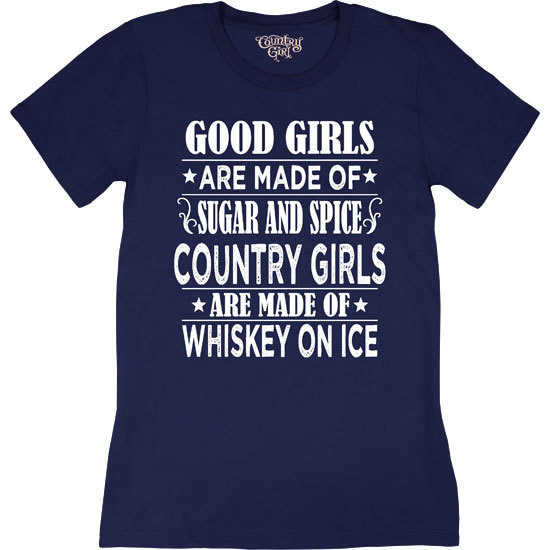 Country Girl® Sugar & Spice - Short Sleeve Tee