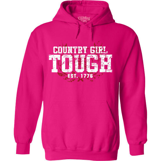 Country Girl® Tough - Relaxed Pullover Hoodie
