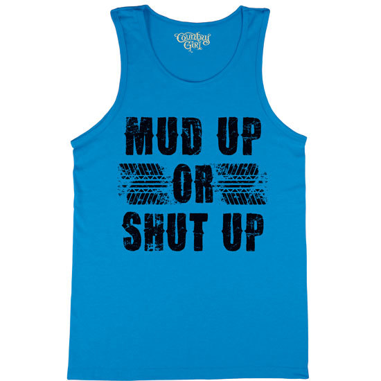 Country Girl® Mud Up - Tank Top