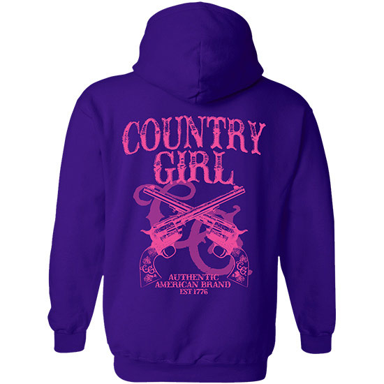 Country Girl® Authentic - Relaxed Pullover Hoodie