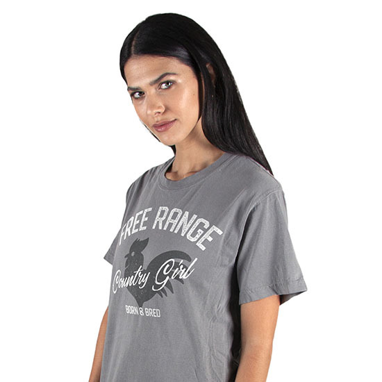 Country Girl® Comfort Colors Free Range - Short Sleeve Tee