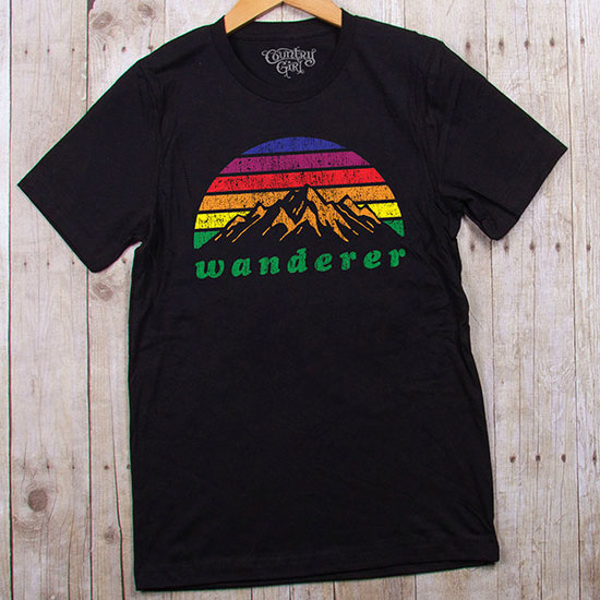 Country Girl® Wanderer - Fitted Jersey Tee