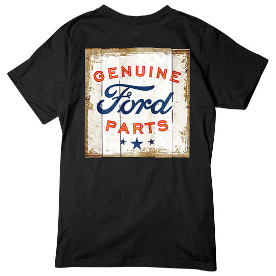 Country Boy® Genuine Ford Parts Logo - Short Sleeve Tee