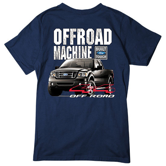 Country Boy® Offroad F-150 - Short Sleeve Tee