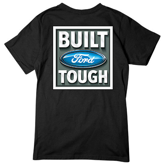 Country Boy® Built Ford Tough - Short Sleeve Tee