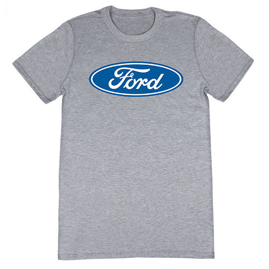 Country Boy® Ford Logo - Short Sleeve Tee