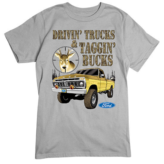 Country Boy® Ford Taggin' - Short Sleeve Tee