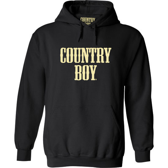 Country Boy® Hoodie - Relaxed Pullover Hoodie