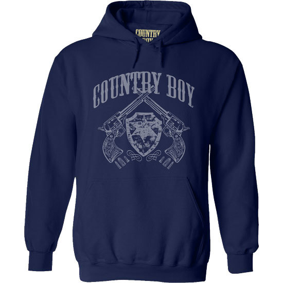 Country Boy® Pistols - Relaxed Pullover Hoodie