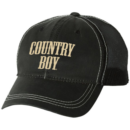 Country Boy® Logo - Weathered Trucker Hat