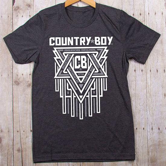 Country Boy® CB Geometric - Jersey Tee
