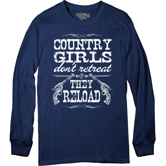 Country Girl® Country Girls Reload - Long Sleeve Tee