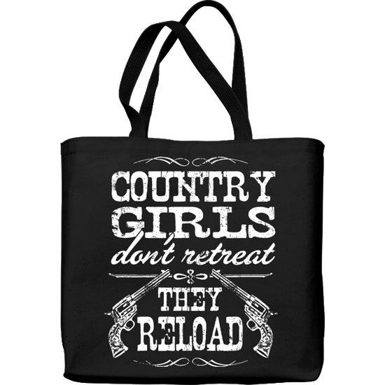 Country Girl® Country Girls Reload - Lightweight Tote Bag