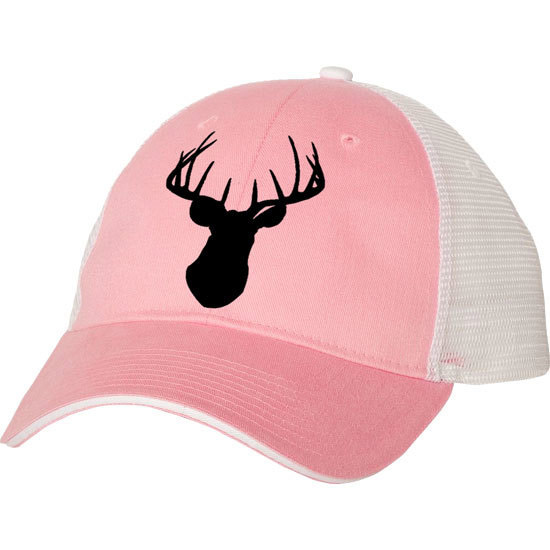 Country Girl® Deer Head - Trucker Hat