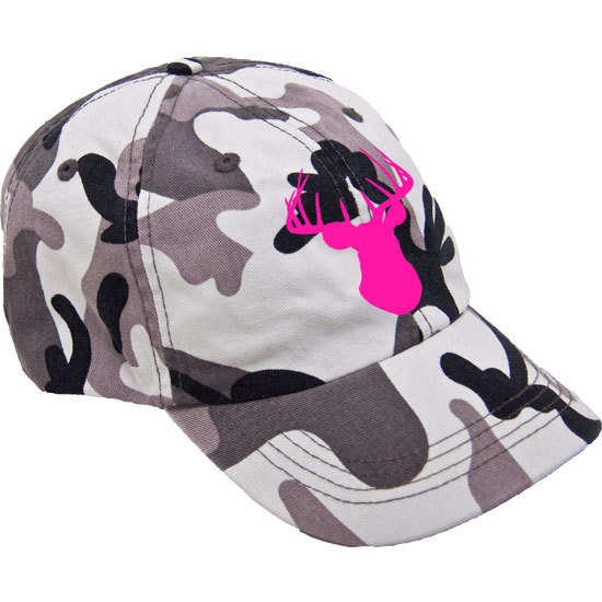 Country Girl® Buck Head - Cotton Camo Twill Cap