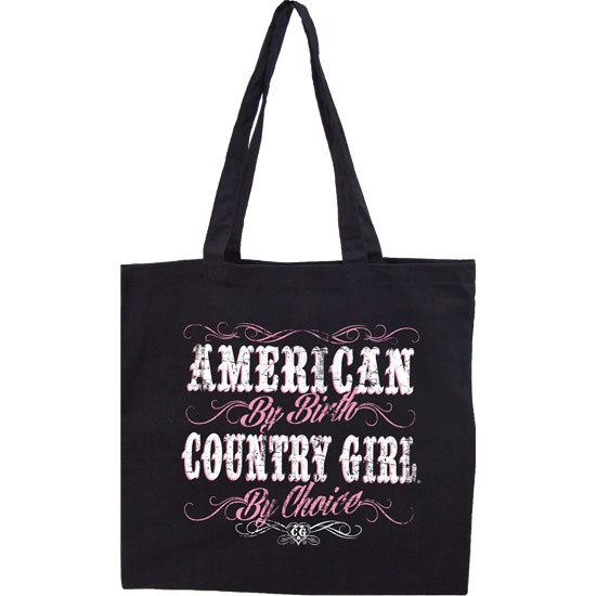 Country Girl® American By Birth - Lightweight Tote Bag