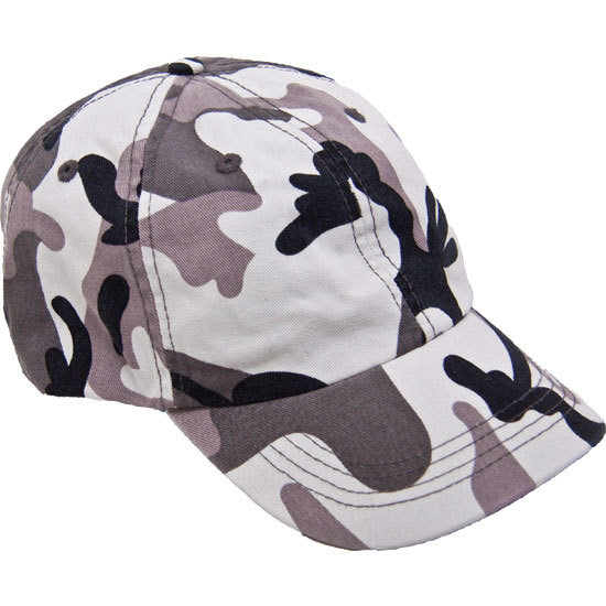 Country Girl® - Cotton Camo Twill Cap