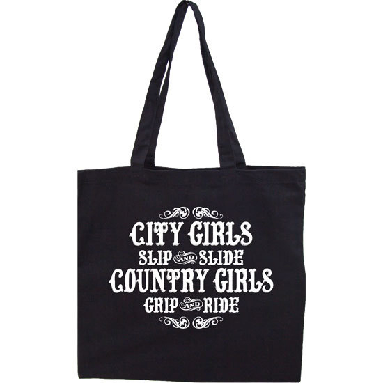 Country Girl® Country Girls Grip and Ride - Lightweight Tote Bag