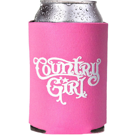 Country Girl® Logo - Sleeve Koozie