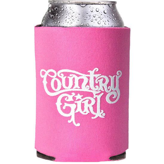 Country Girl® Logo - Sleeve Koozie