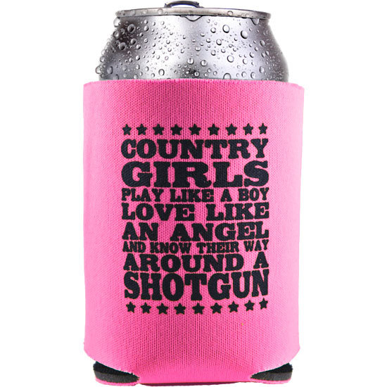 Country Girl® Shotgun - Sleeve Koozie