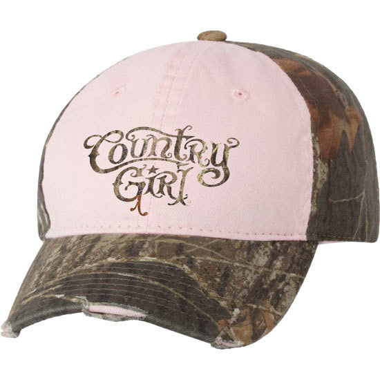 Country Girl® - Camo Cap