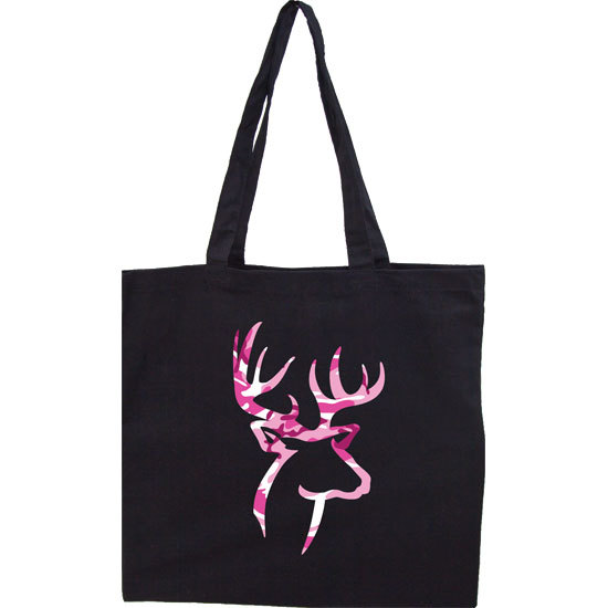 Country Girl® Deer Logo Pink Camo - Lightweight Tote Bag