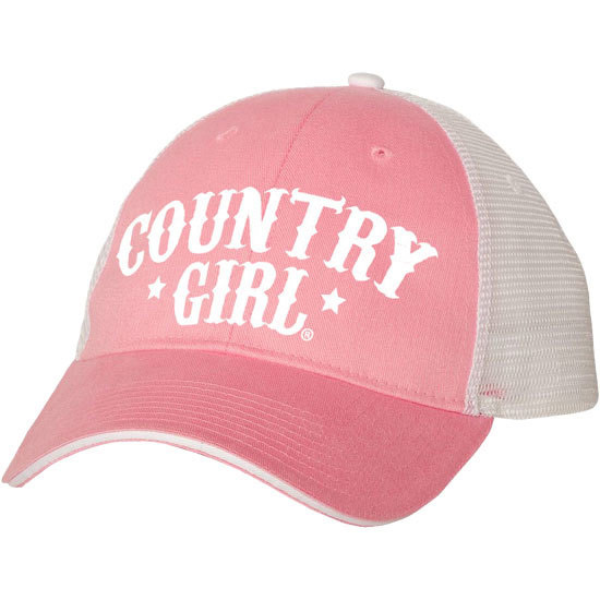Country Girl® Arched Stars - Trucker Hat