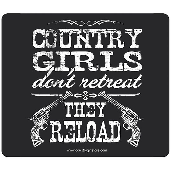 Country Girl® Country Girls Reload - Mouse Pad