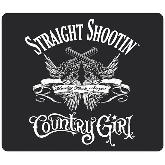 Country Girl® Straight Shootin - Mouse Pad
