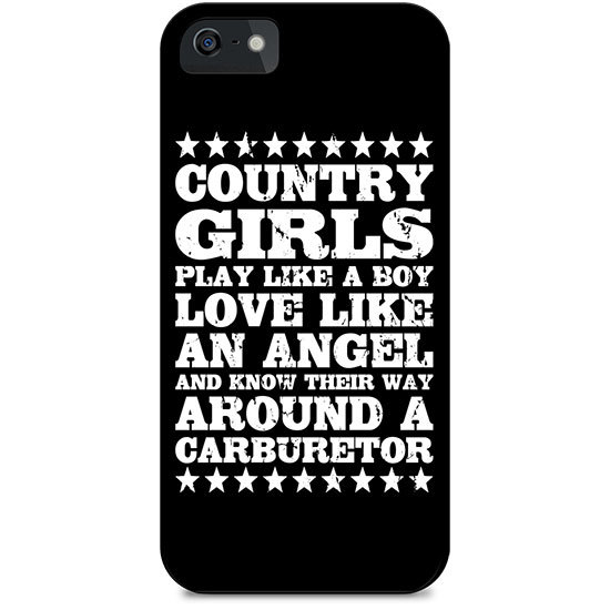 Country Girl® Country Girls Do it Better - Phone Case/Cover