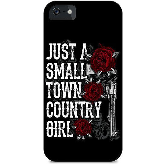 Country Girl® Camo is the New Black - Phone Case/Cover