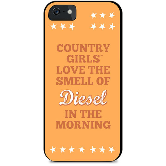 Country Girl® Pink Tractor - Phone Case/Cover