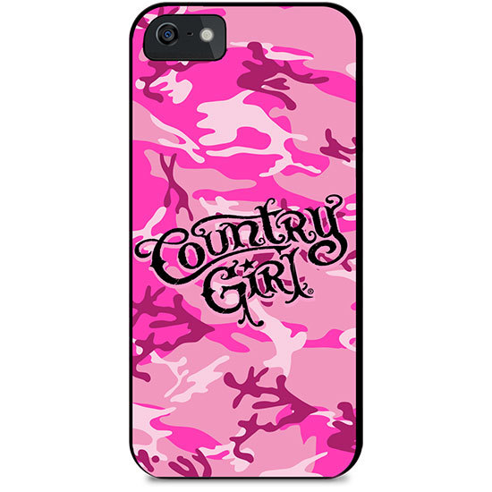 Country Girl® Deer Head Pink - Phone Case/Cover