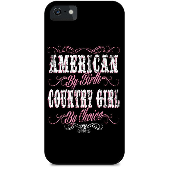 Country Girl® Country Girls American By Birth - Phone Case/Cover