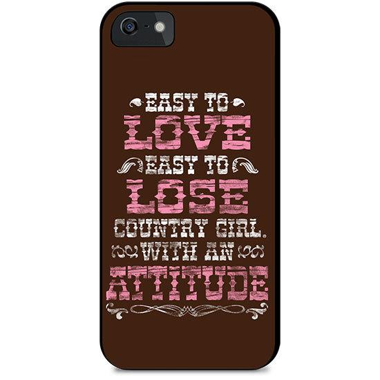 Country Girl® Logo Camo - Phone Case/Cover