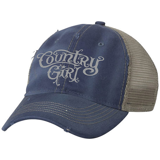 Country Girl® CG Logo - Trucker Hat