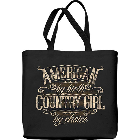 Country Girl® CG By Choice - Lightweight Tote Bag