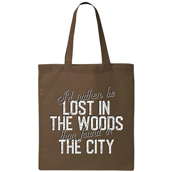 Country Girl® Lost In The Woods - Lightweight Tote Bag