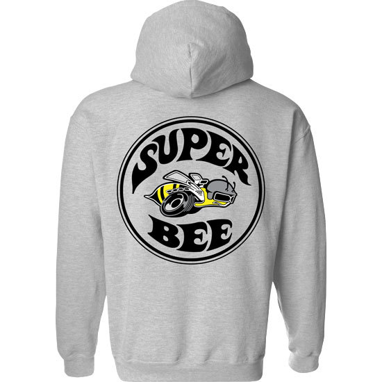 Country Boy® Dodge Super Bee - Relaxed Pullover Hoodie