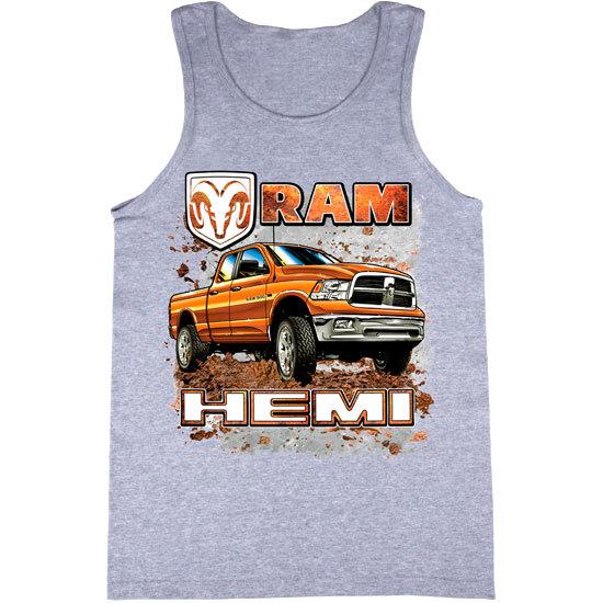 Country Boy® Ram Hemi Truck - Tank Top